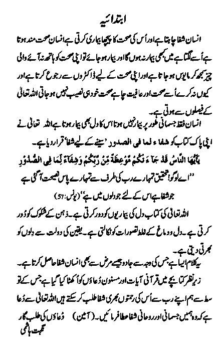 Islamic Dua Urdu