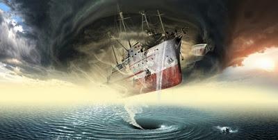Nỗi kinh hoàng tại nghĩa địa biển Tam giác Rồng