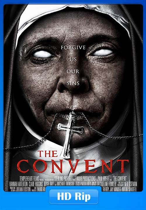 The Convent 2019 720p WEB-DL x264   480p 300MB   100MB HEVC Poster