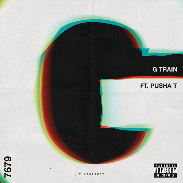 Thridstory - G Train (feat. Pusha T) - Single Cover