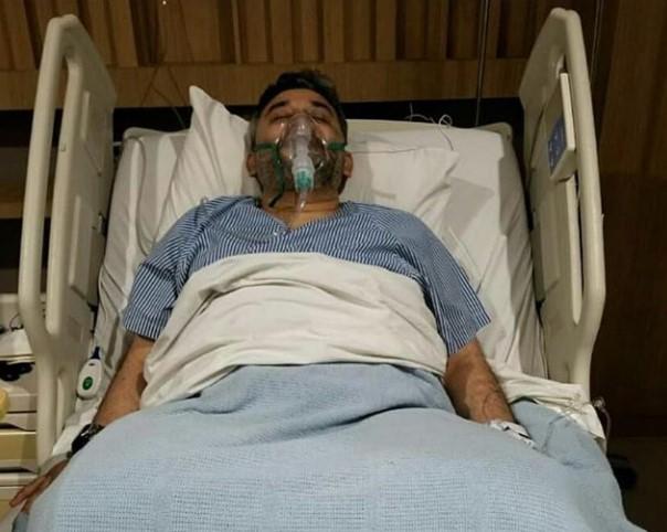 Mohon Doa, Habib Nabil Almusawa Sedang Dirawat di Rumah Sakit