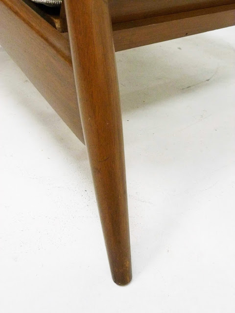 hans Wegner Style Lounge Chair GE-270 Leg