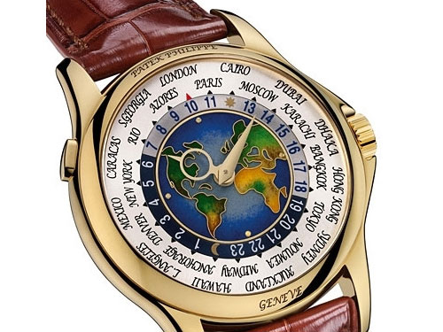 The Richest Things: Top 10 Most Expensive Watches (2012)