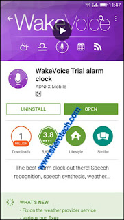 How To Stop Phone Alarm Clock In Morning from your Voice