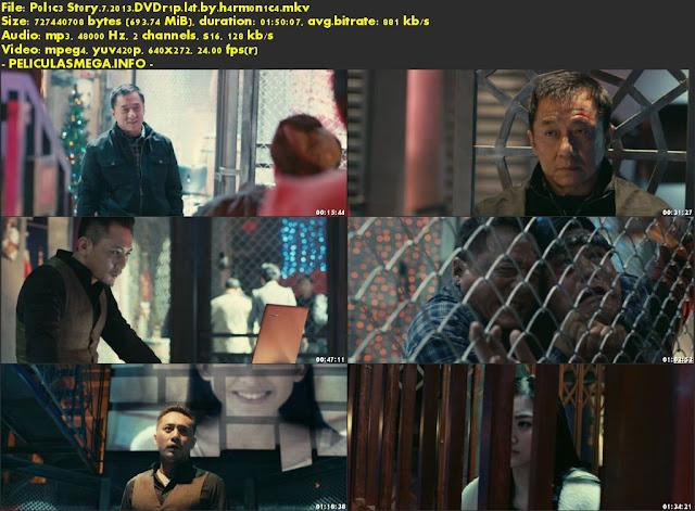 Descargar Police story 7 Latino por MEGA.