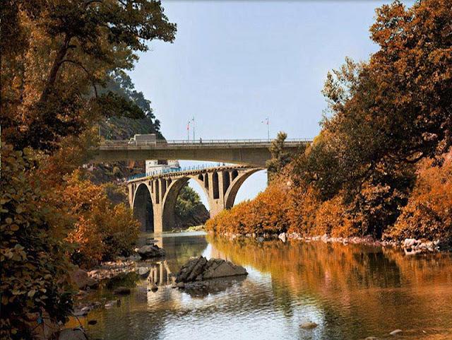 جسر الكهوف العجيبة