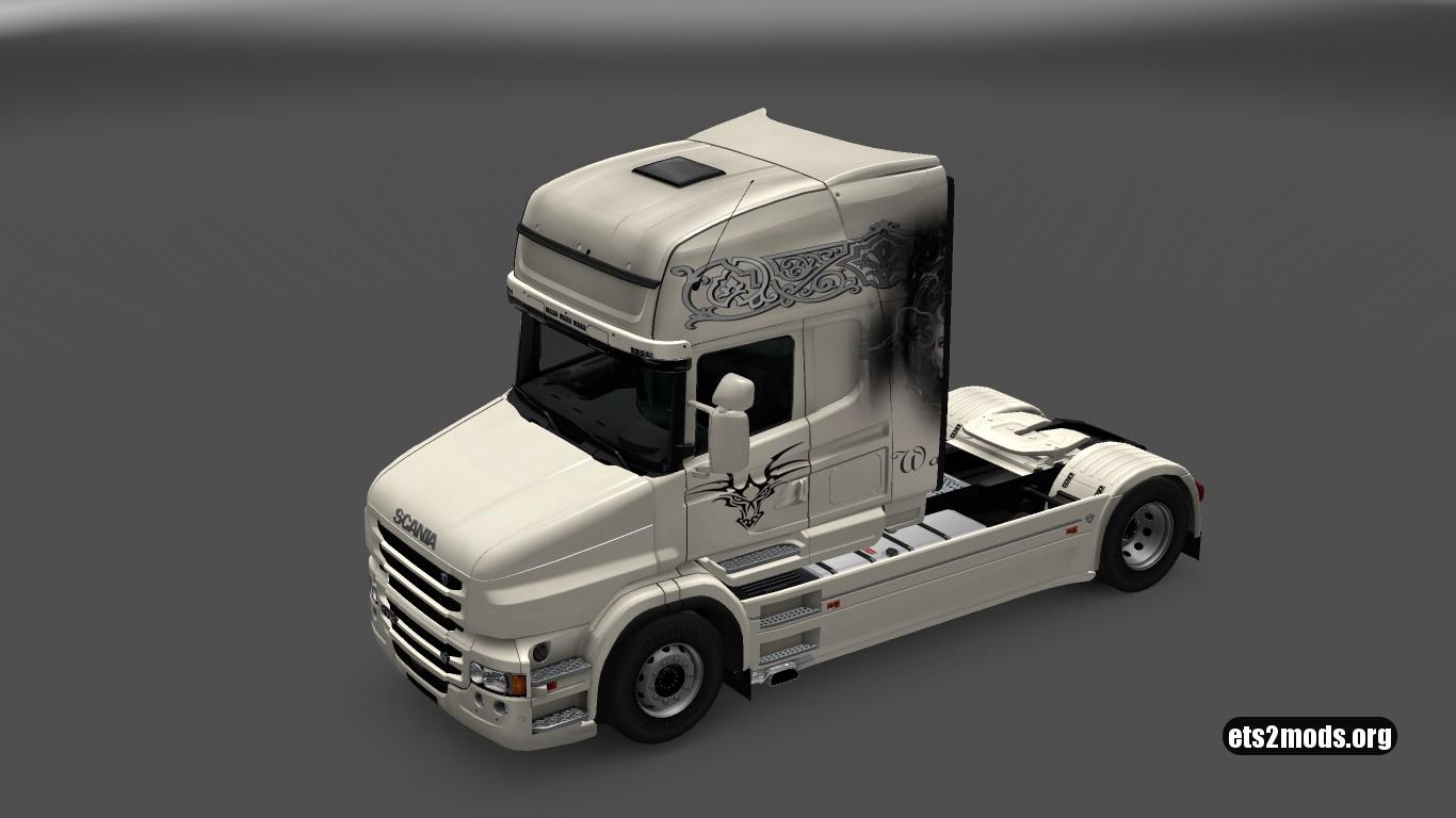 Fantasy Skin for Scania T