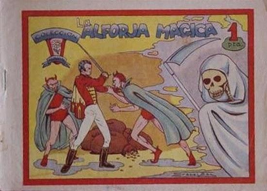 Colección Margarita nº 5 La Alforja Mágica