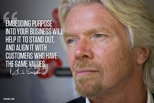Top 10 Quotes By Richard Branson On Twitter