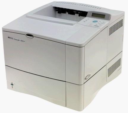Hp laserjet 4050 pcl 6 printer