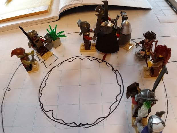 Studded Plate Sunless Citadel #4 Goblin Boss Battle
