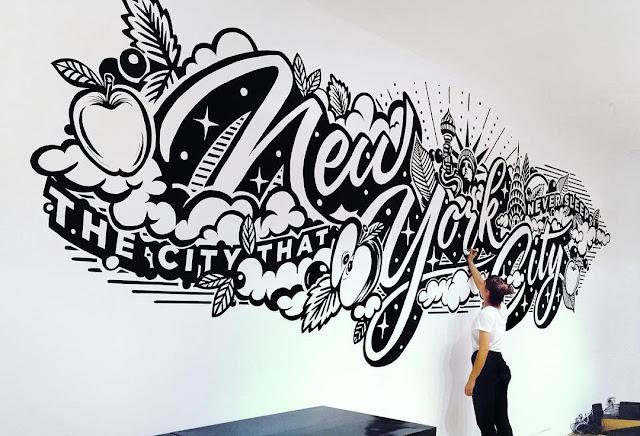 lettering-caligrafía-diseñadora-Gemma-O'Brien
