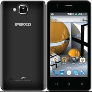Firmware Evercoss M40A Winner T 4G 100% Work