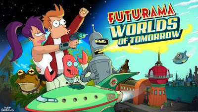 Download Futurama Worlds of Tomorrow Mod Apk