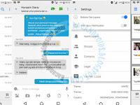 Download BBM MOD Elegant White Versi Terbaru v3.2.0.6 APK Style iPhone