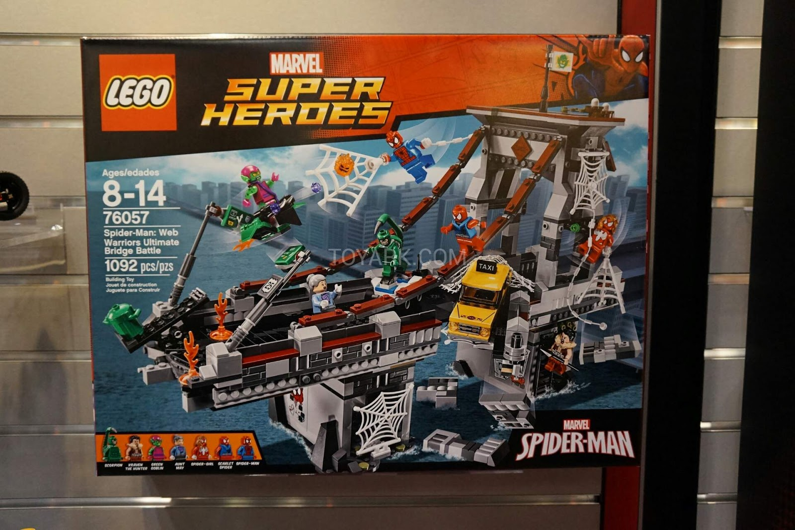 lego super hero airport battle instructions