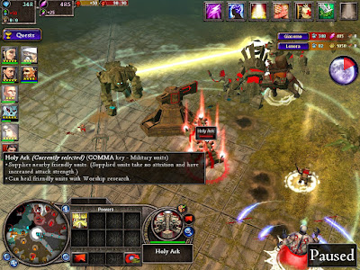 Rise of Nations: Rise of Legends Game Screenshot 2006