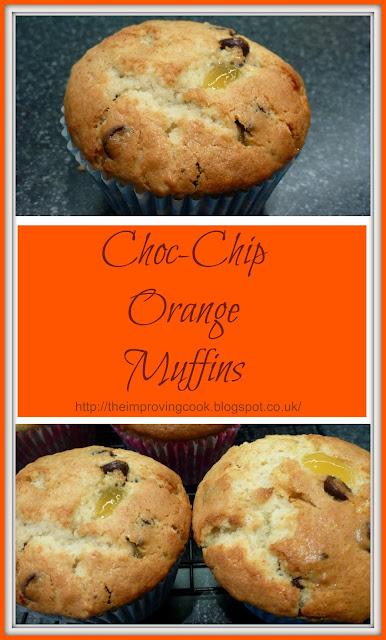 Choc-Chip Orange Muffins