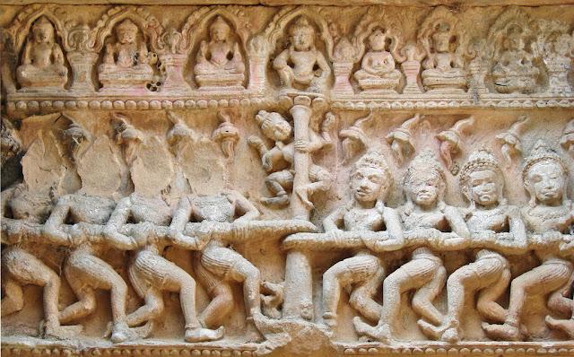 Vaikunta Ekadasi Samudra Manthan Amrit