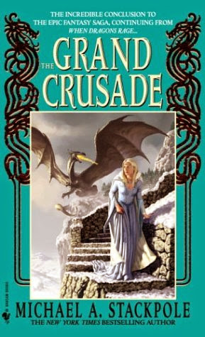 The Grand Crusade (Dragoncrown War Cycle: Book 3) by Michael Stackpole