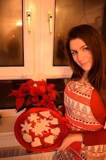 Kész karácsonyfadíszek szódabikarbónából