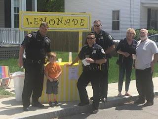 Andrew Cody's Lemonade Stand