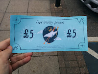 Five Whitby Pounds Voucher