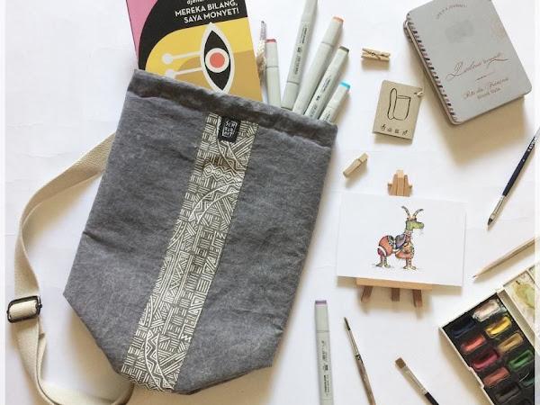 Bagaimana Sling Bag Lokal Tetap Eksis di Tengah Maraknya Produk Imitasi
