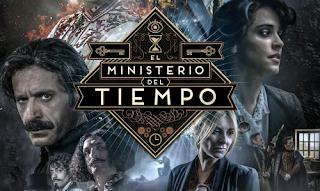 ministerio del tiempo temporada 3 premios platino 2018