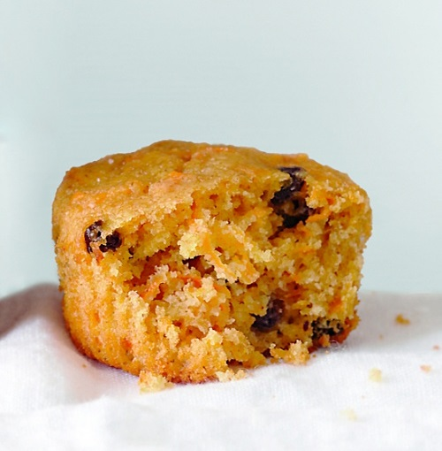 Carrot-Currant Muffins