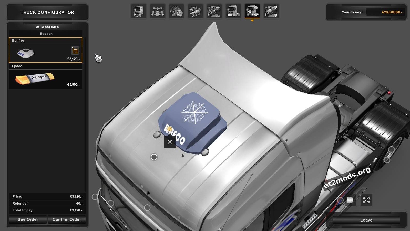Waeco Air Conditioner Mod Ets2 Mods