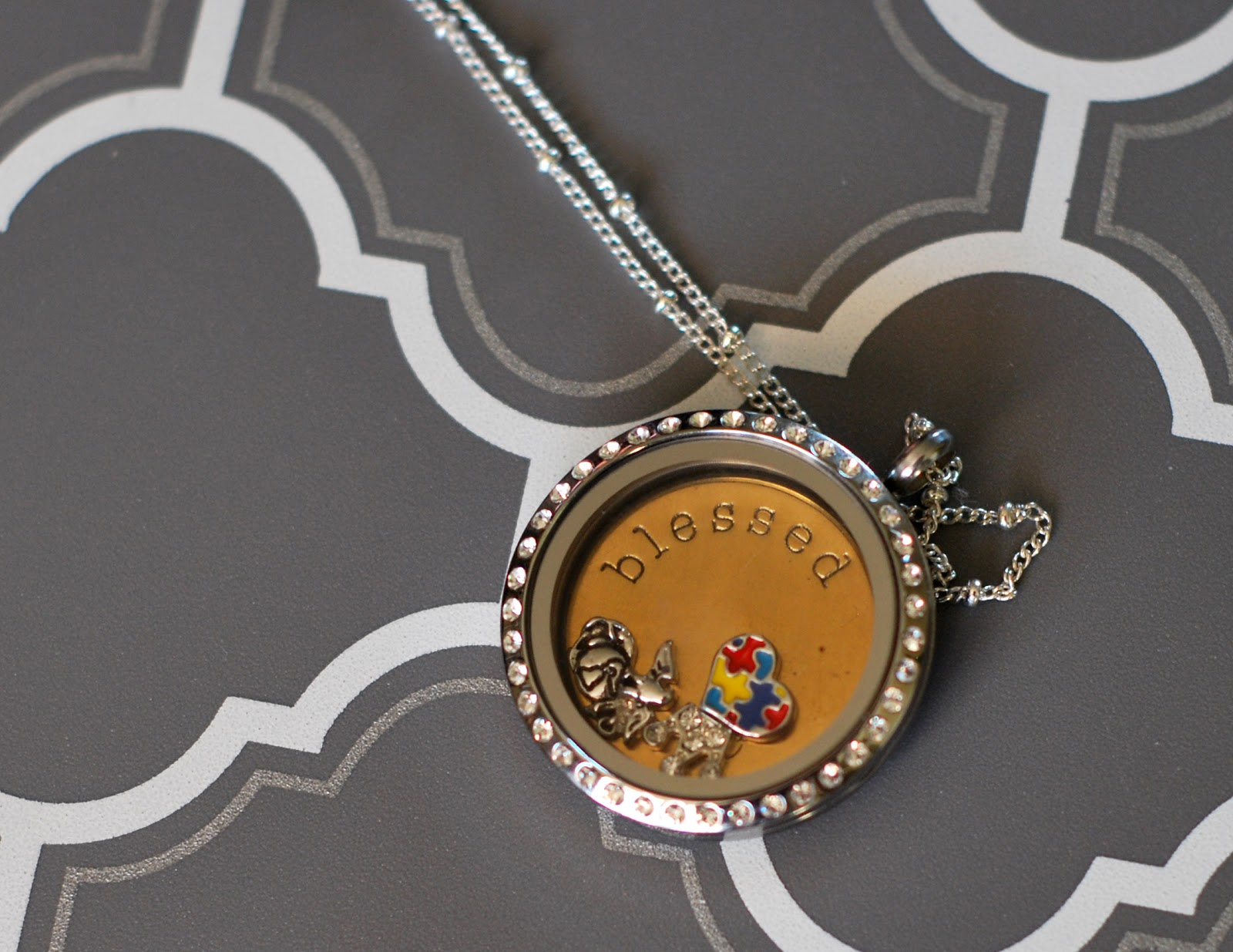 Origami Owl Necklace in Honor of My Mom (Plus a Giveaway ... | 1235x1600