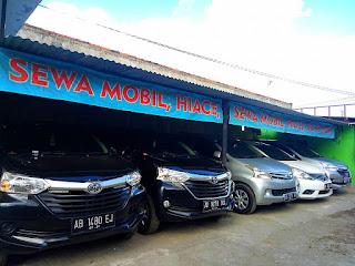 Rental Mobil Bulanan di Jogja