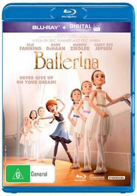 Ballerina 2016 Dual Audio BRRip 480p 300Mb x264