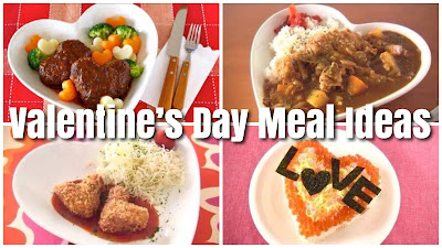 Top 7 Japanese Valentine's Day Meal Ideas