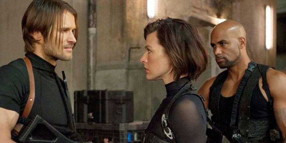 Descargar Resident Evil: Capitulo final Español latino
