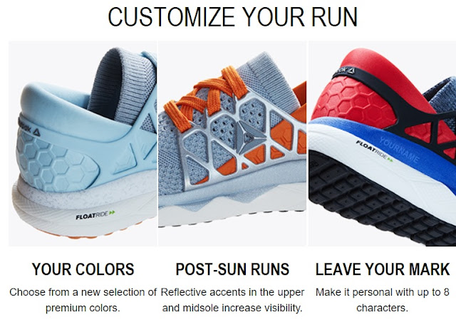 Customize sneakers
