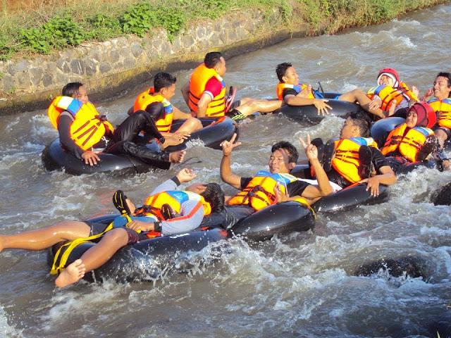 Rafting Pandansari Warungasem Batang