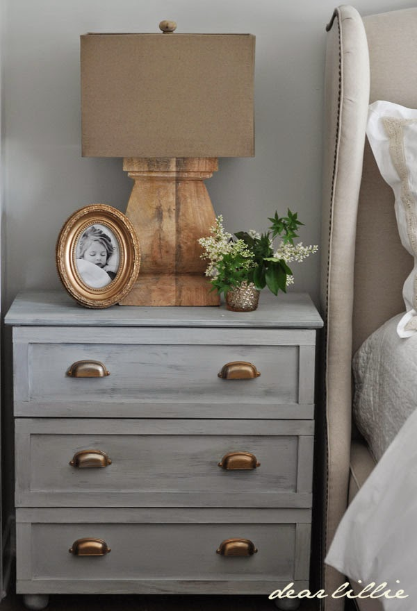 Dear Lillie Master Bedroom Night Stand Tutorial Ikea