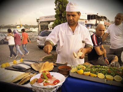 Balik Ekmek Khas Turki