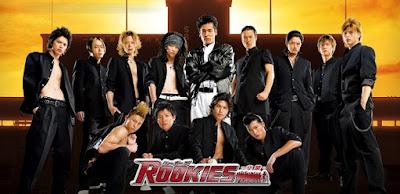 rookies drama