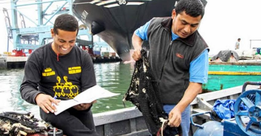 MINEDU: Cuatrocientos pescadores artesanales estudian en los puertos - www.minedu.gob.pe