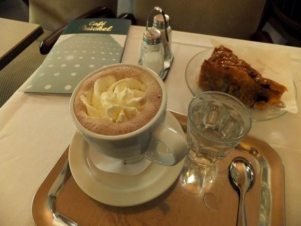 Vienne Wien café prückel