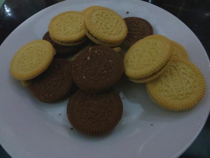 Тайское печенье