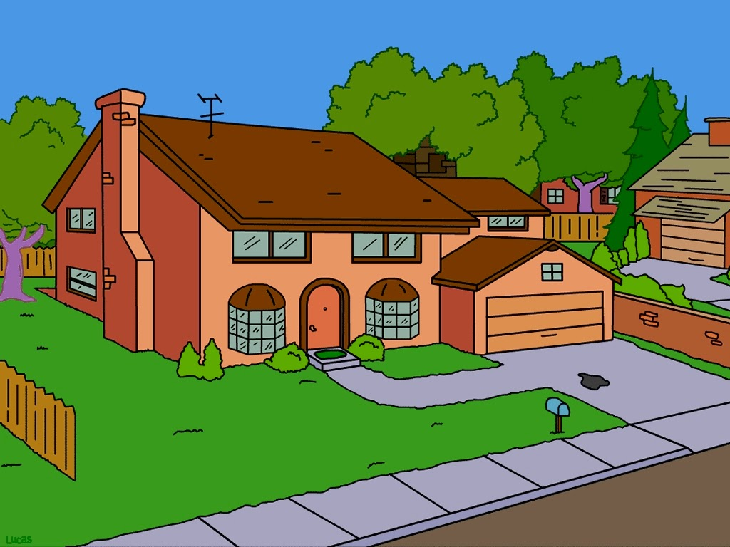 Kids tic una casa animada - Casa para jardin infantil ...