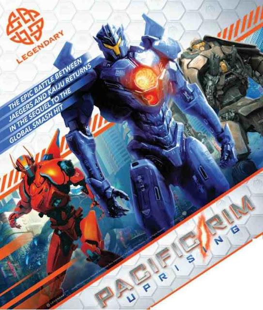 Posibles Jaegers para Pacific Rim: Uprising