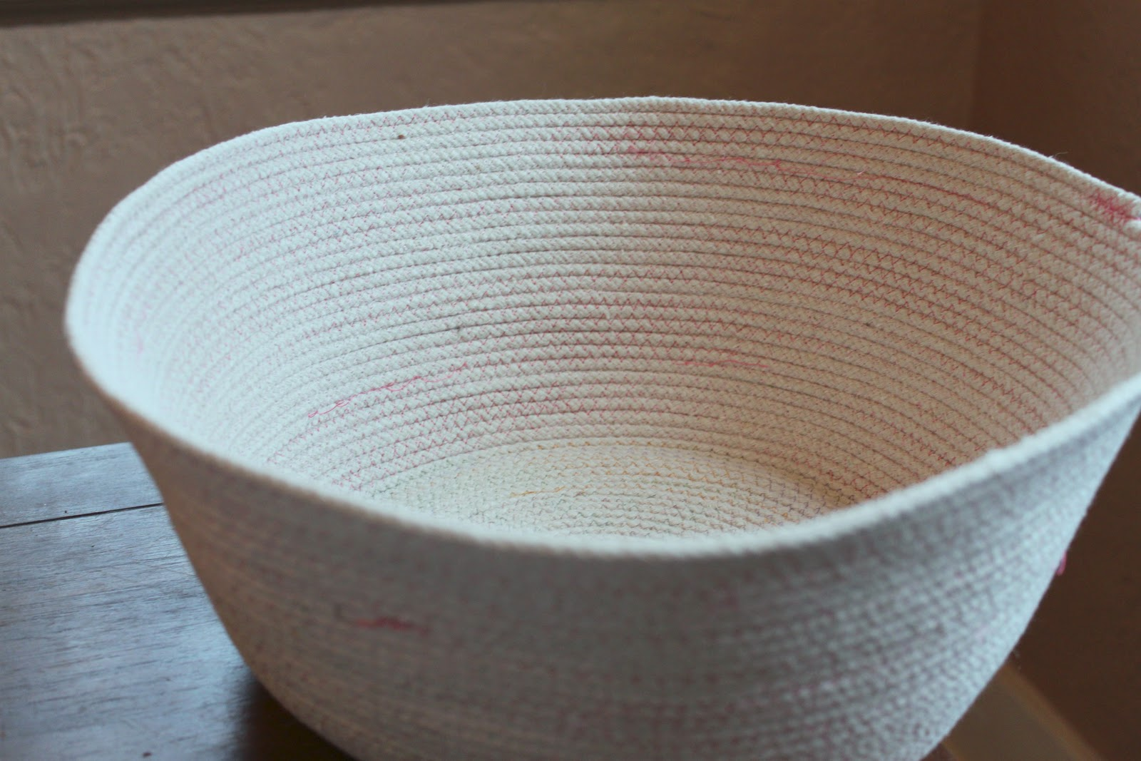 On My Honor Cotton Clothesline Baskets