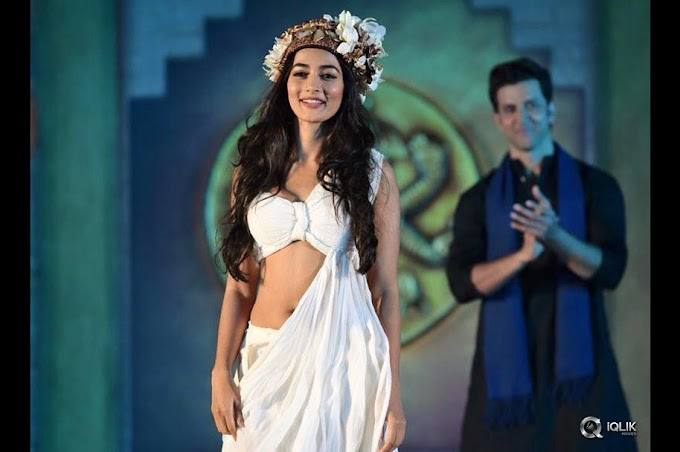 Hot Actress in 2016 : Pooja Hegde is Favourites of Hrithik Roshan