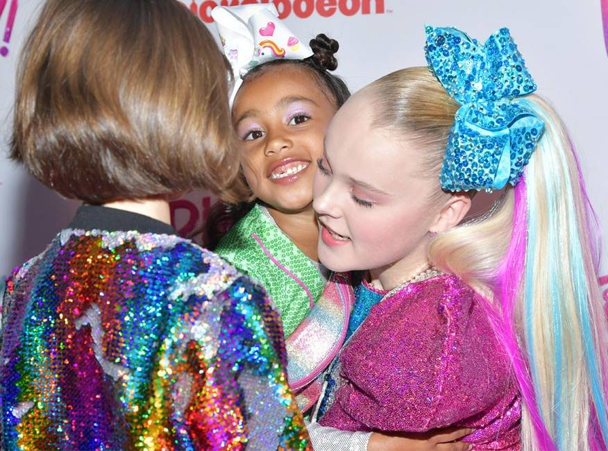 Nickalive North West And More Stars Attend Jojo Siwa S Sweet 16