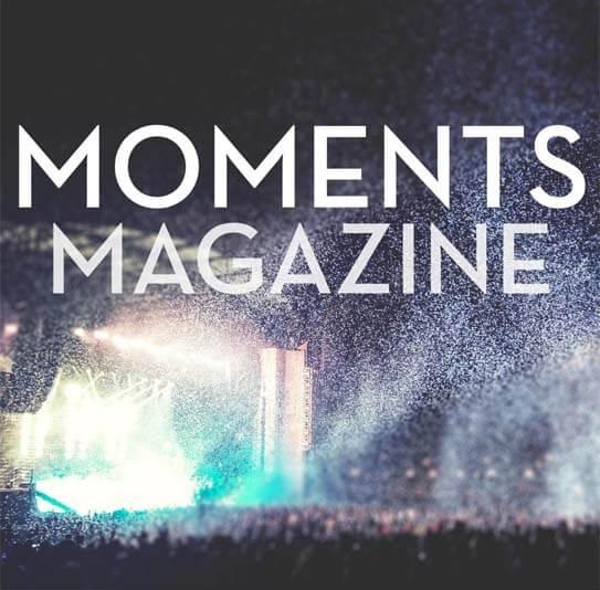 أحصل على مجلات Moments Magazine مجانا الى باب منزلك